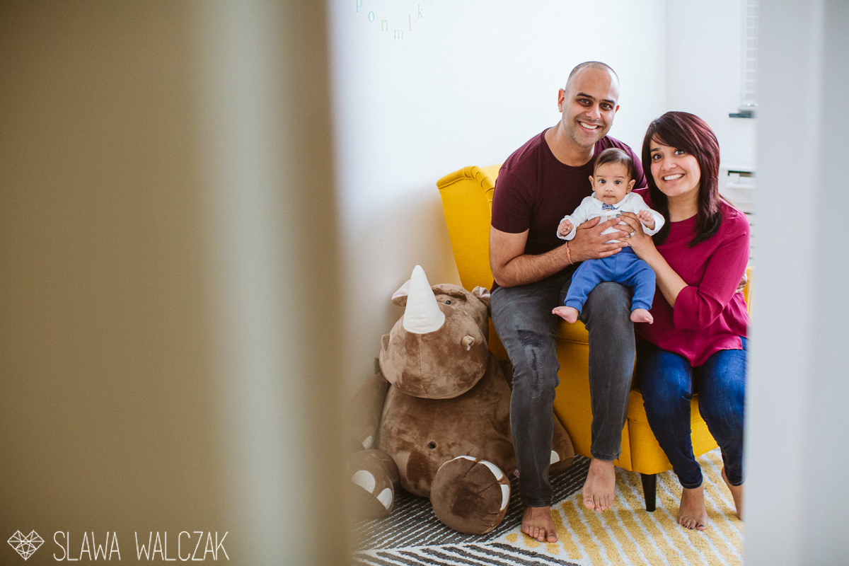 Rena+Ram+Kian - London Newborn & Family Photography
