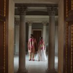 Indian couple photos at Chiswick House