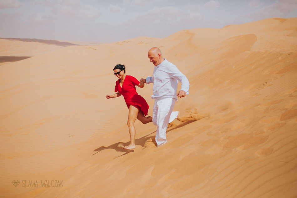 Wahiba Sands Oman Family Engagement Wedding Photography
