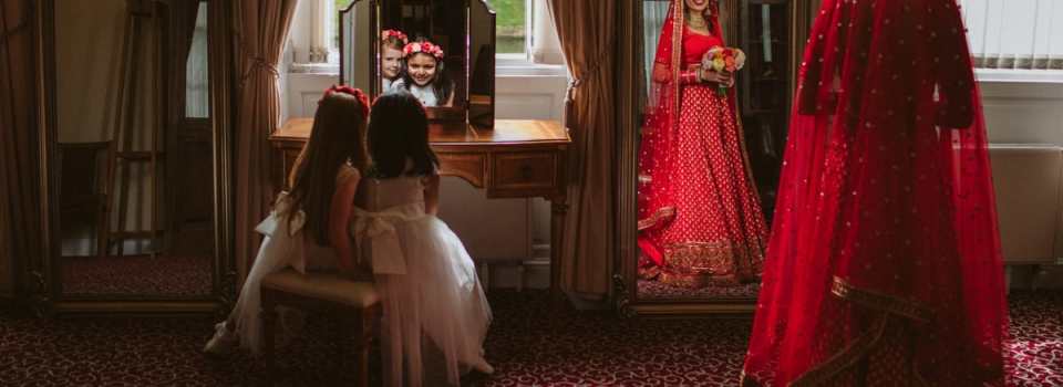 Hilton Hall Indian Wedding