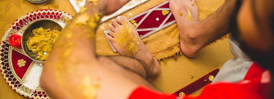 Sikh Maiyan Ceremony – Indian London Wedding Photography