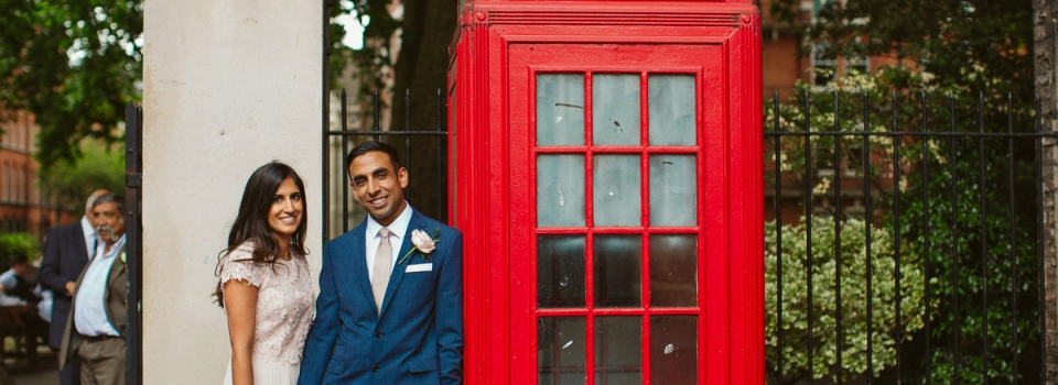 Annika & Anand – Mayfair Library Wedding Photography