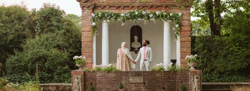 Micklefield Hall Wedding Female Asian Wedding Photographer