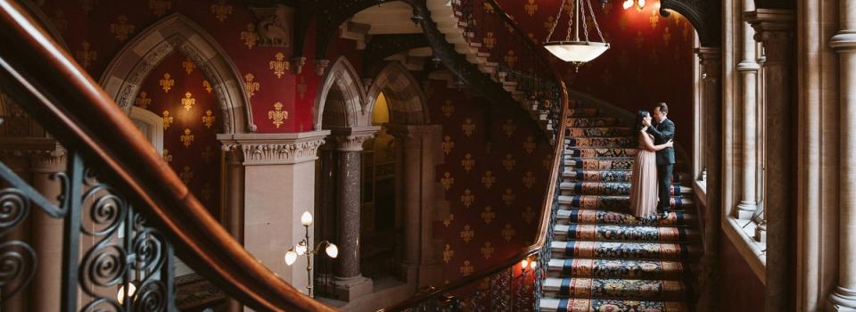 Daniela & Miguel – St Pancras Renaissance Hotel Wedding Photography