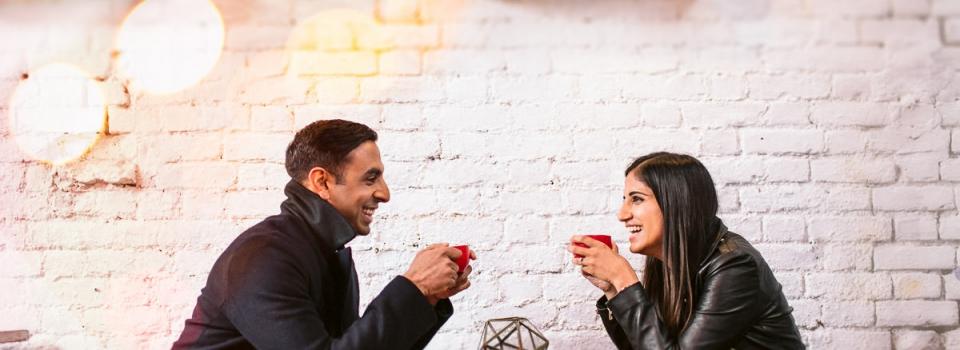 Annika & Anand – London Indian Pre-Wedding Shoot