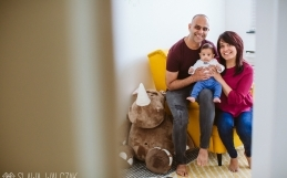 Rena+Ram+Kian – London Newborn & Family Photography