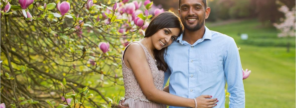 Kavita & Suraj Engagement Session Pt2 – Virginia Water, Surrey