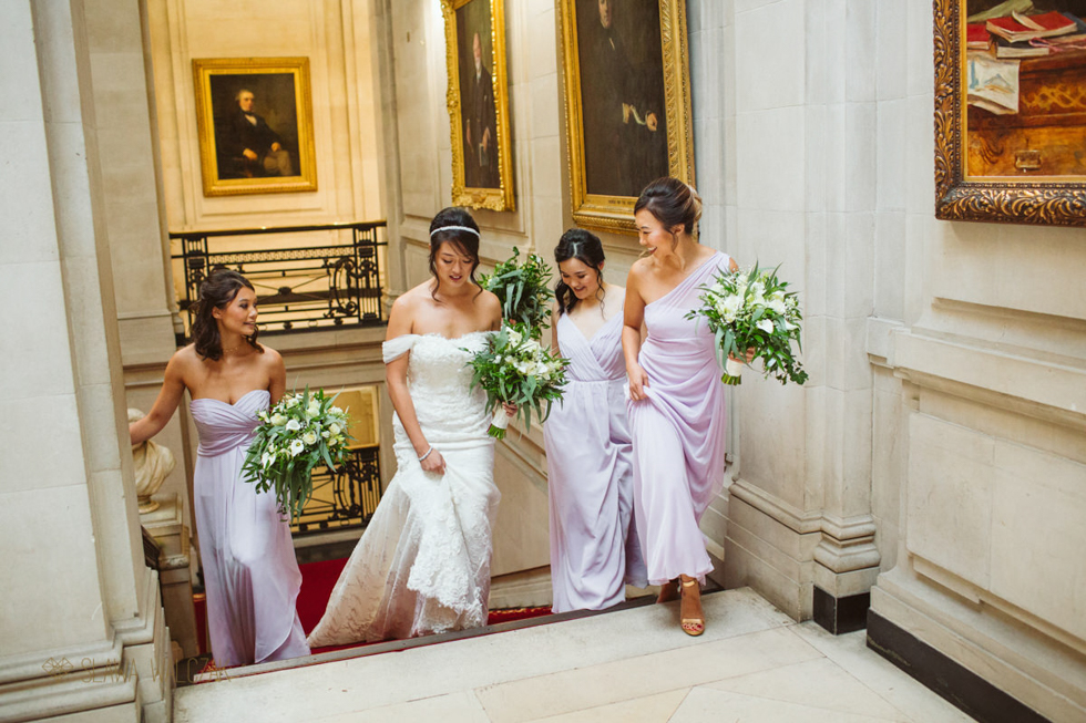 Luxury Wedding Photography One Great George Street London