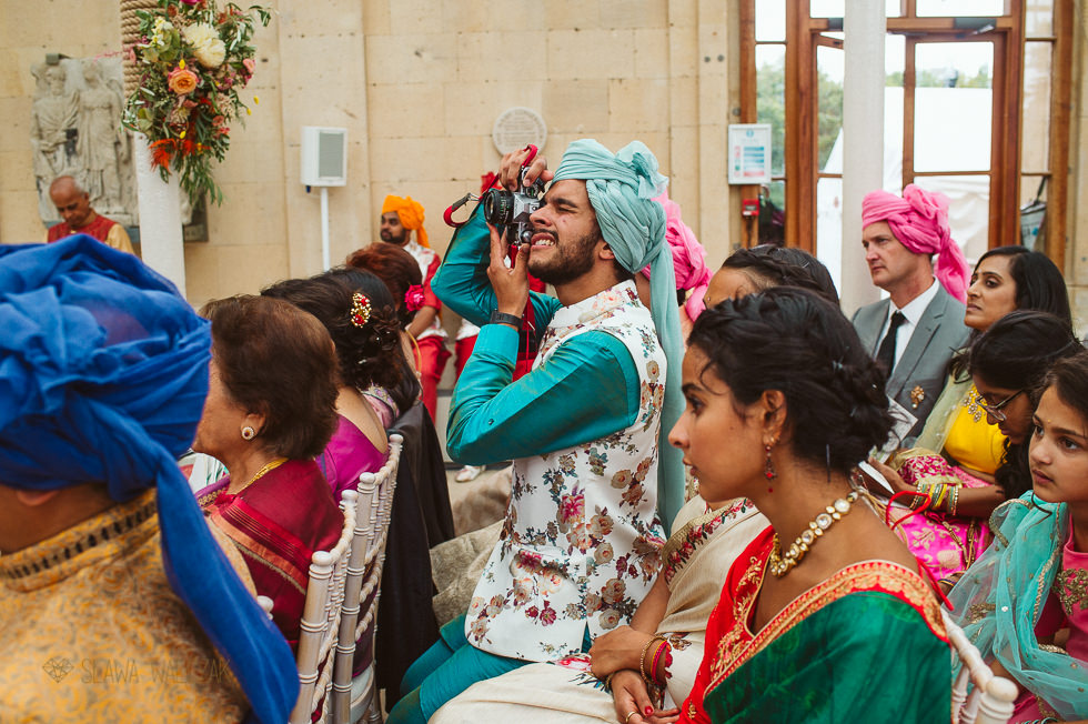 Indian Hindu Wedding Photography Kew Gardens