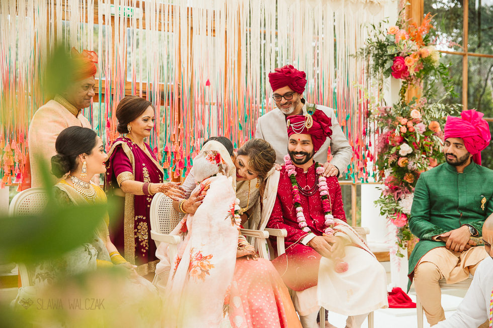 Indian Wedding Photography at Kew Gardens