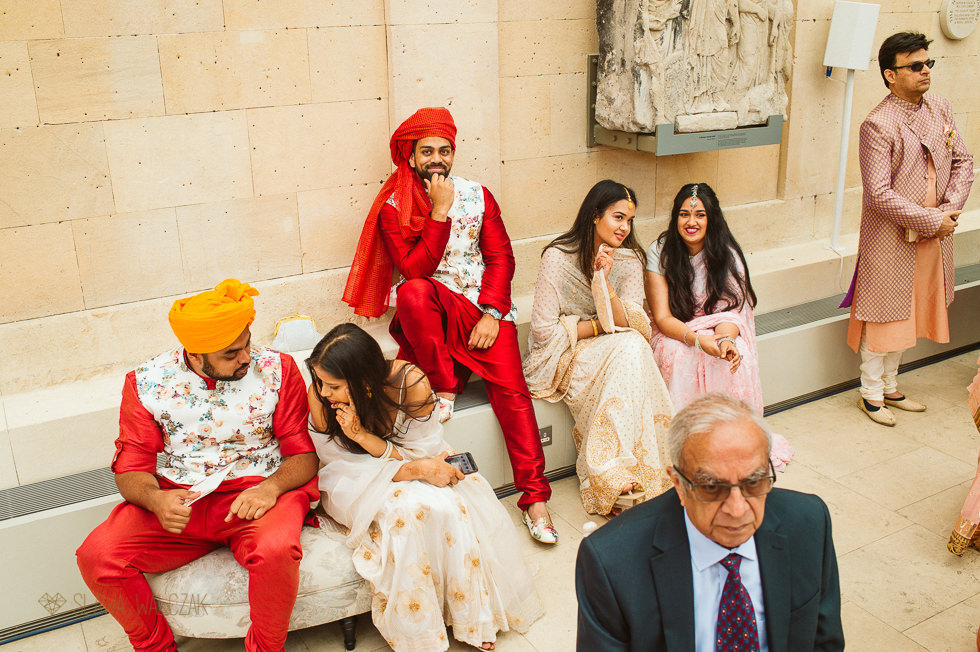 Contemporary Indian Wedding Photos Kew Gardens London