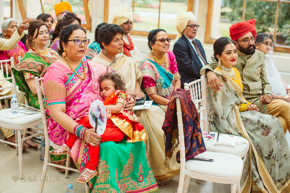 Nash Coservatory Indian Wedding Kew Gardens