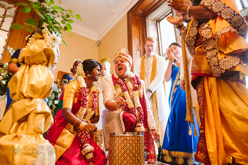 Hindu Tamil Wedding ceremony photography at Froyke Park