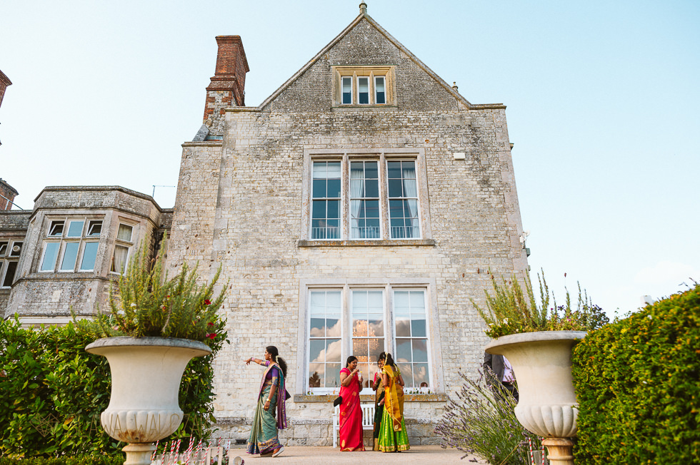 Tamil Wedding photos at Froyle Park