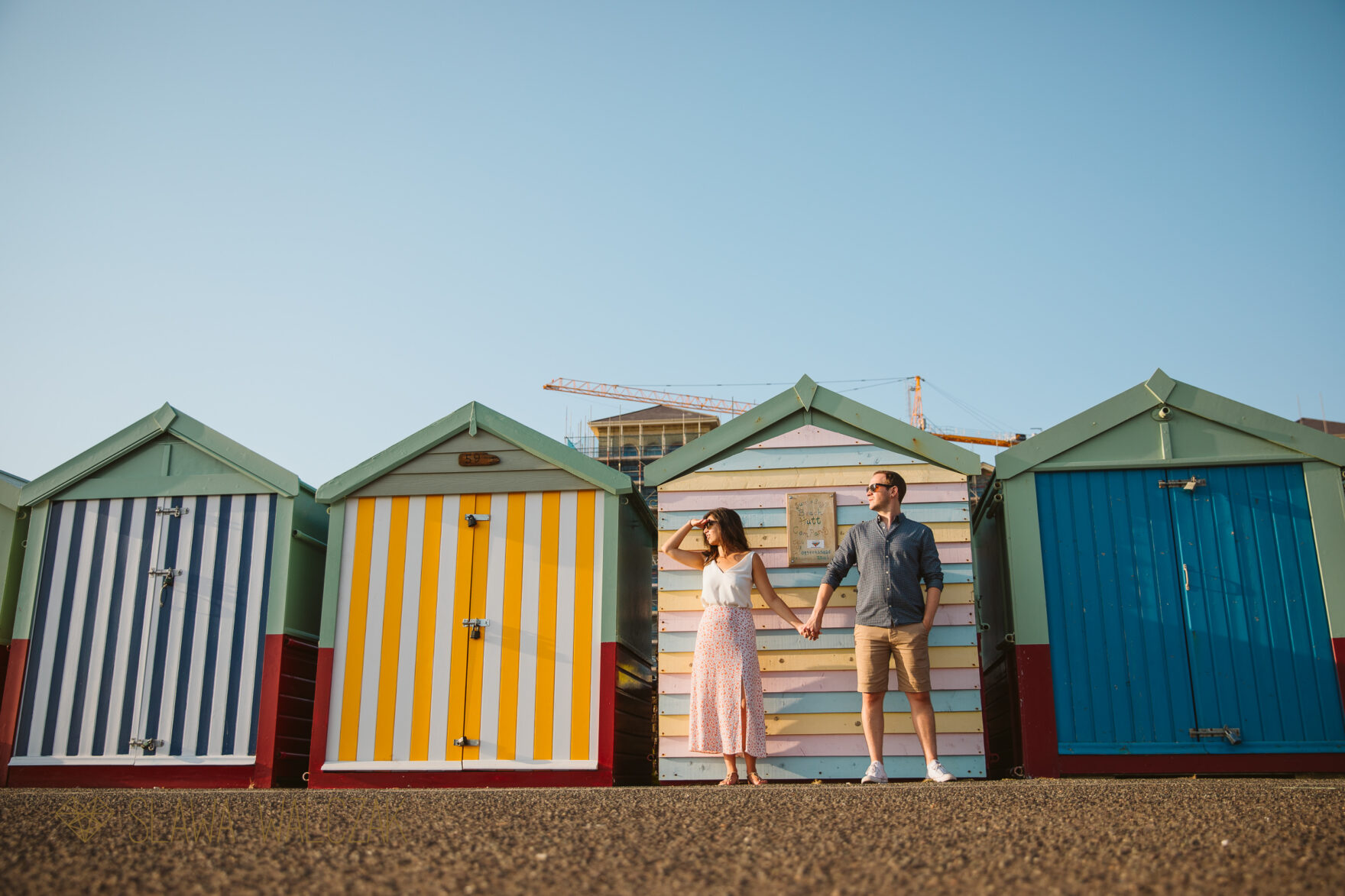 Brighton Engagement Photographer